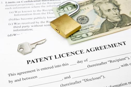 پرداخت حق ثبت سالانه اختراع