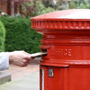 مجوز خدمات پستی