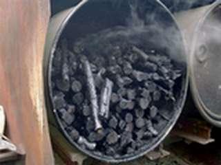 مجوز احداث کوره و تولید زغال