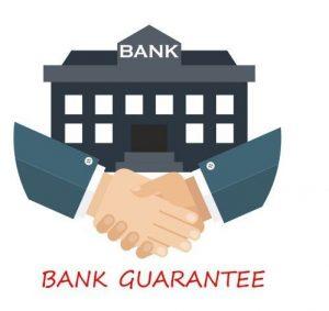 اخذ ضمانت نامه بانکی