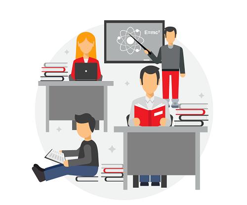 آموزشگاه فنی و حرفه ای الکترونیکی