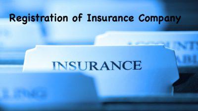 ثبت شرکت بیمه