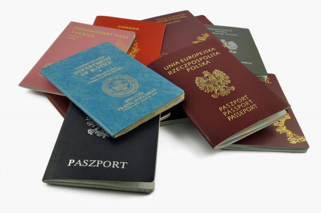 اخذ گذرنامه برای پذیرش مهمانان خارجی