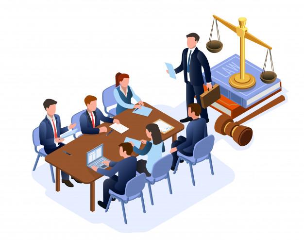 رتبه بندی مشاوران حقوقی