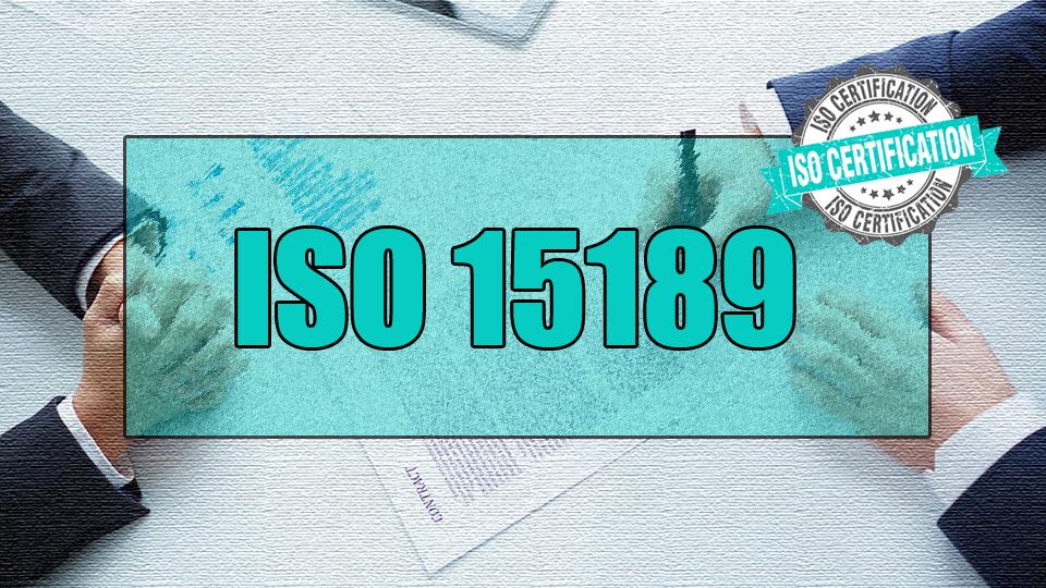 اخذ گواهینامه استاندارد ایزو 15189
