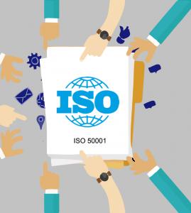 ویژگی های ISO 5001