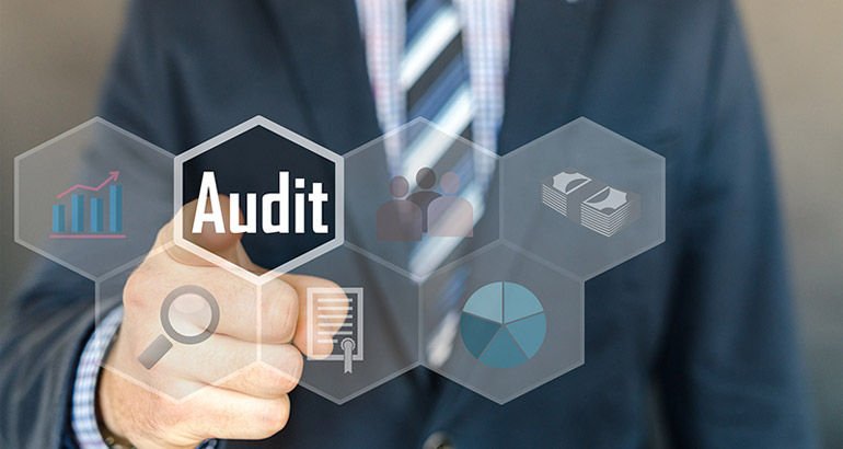 Auditing company