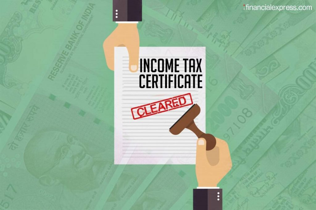 هزینه صدور مجوز مالیات بر تسهیلات بانکی