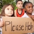 تاسیس مراکز شبانه روزی کودکان بی سرپرست