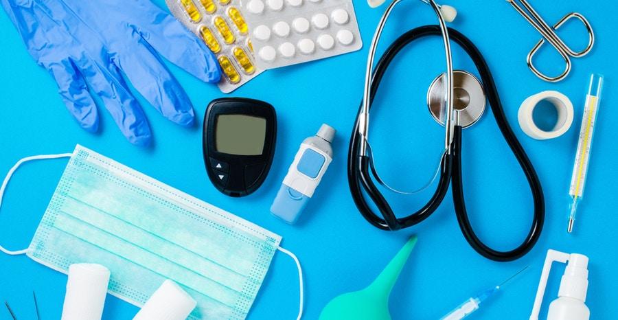 ثبت اصناف در سامانه تجهیزات و ملزومات پزشکی