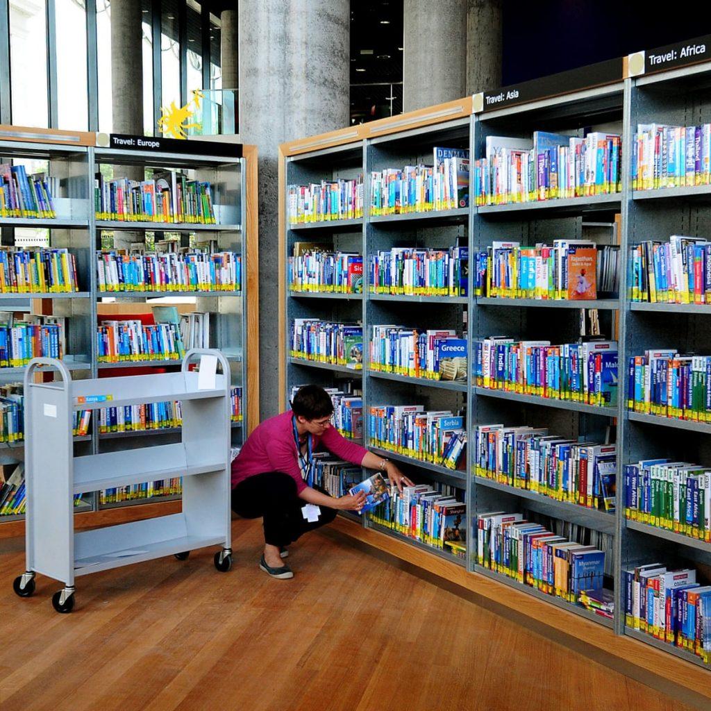 شرایط دریافت پروانه فعالیت کتابخانه عمومی