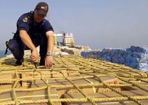 مجوز بازرسی کشتی و کالای آن