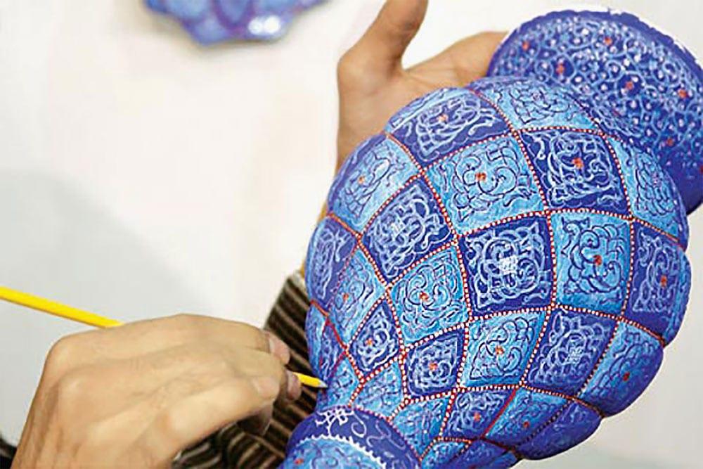 مجوز مراکز آموزش صنایع دستی و هنرهای سنتی