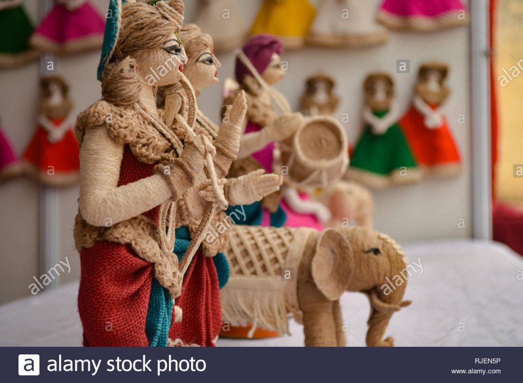برگزاری نمایشگاه داخلی صنایع دستی